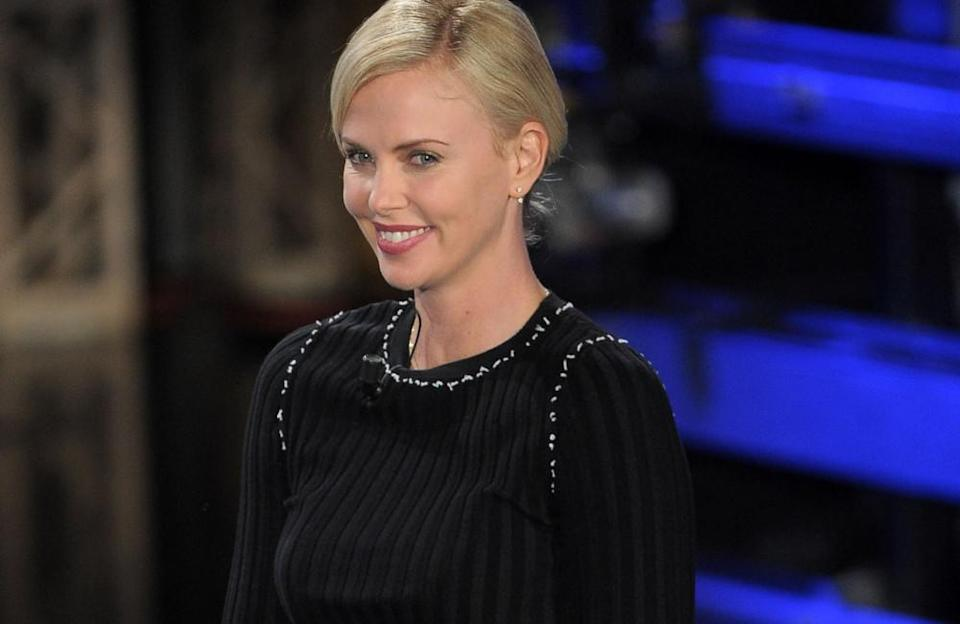 """There are no official reports on Charlize Theron booking any space mission trips, but the gorgeous South African has expressed her wish on doing so. During an interview with Fox, Theron said that """"she is totally open to going up into space""""."""