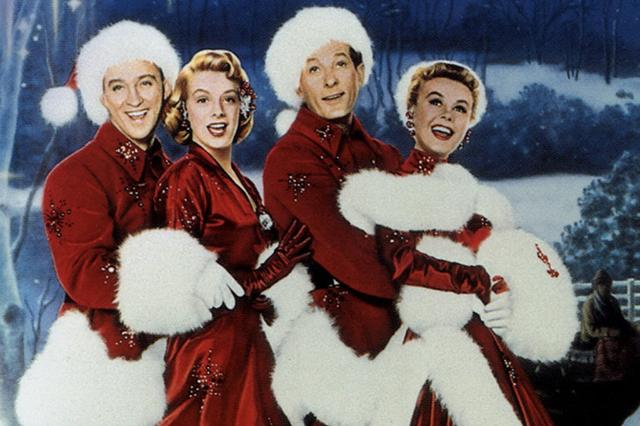 "<strong><em><h3>White Christmas</h3></em><h3>, 1954</h3></strong><h3><br></h3><br>Oh, go on. Do it for Grandma — and because Bing Crosby's voice is just one of those things that makes the holidays better.<br><br><strong>Watch On: </strong>Netflix<span class=""copyright"">Photo: Courtesy Paramount Pictures.</span>"