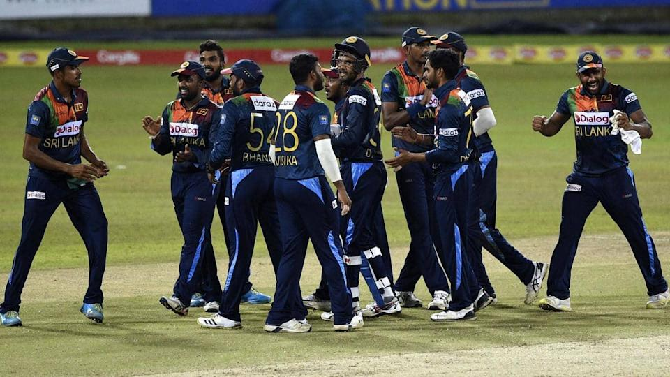 Sri Lanka name squad for ICC T20 World Cup