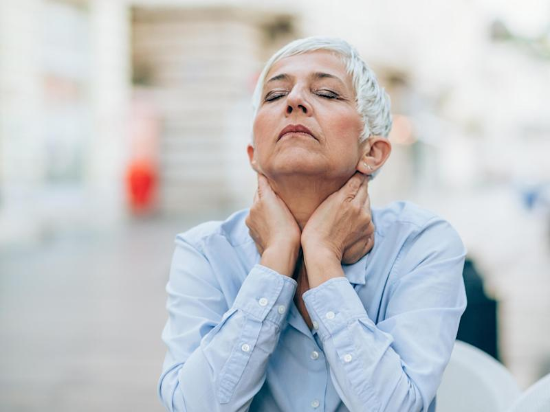 Many women take time off work and some even quit their jobs due to menopause symptoms: iStock