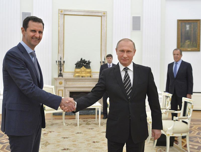 Why Donald Trump Won't Try and Oust Syria's Bashar al-Assad