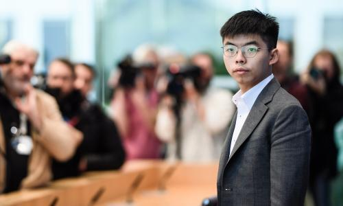 Hong Kong activist to Germany: stop selling riot control kit to city