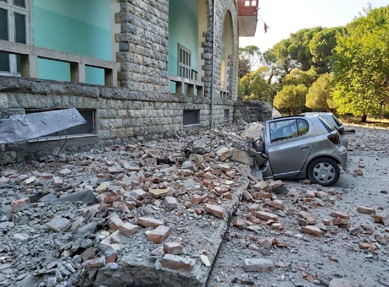terremoto albania - photo #16