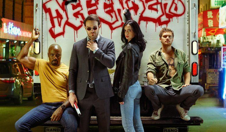 Will The Defenders be seen in a Marvel movie? Credit: Marvel