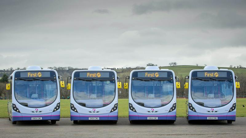 Bus passengers turning to contactless in record numbers, says FirstGroup