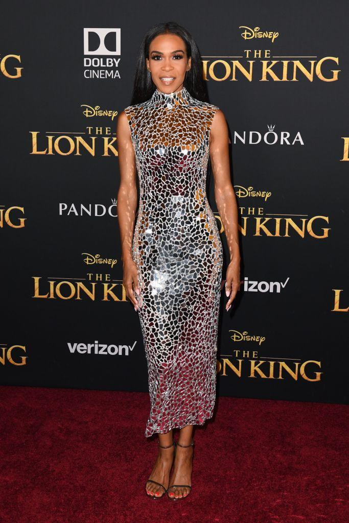 Williams at the 2019 premiere of