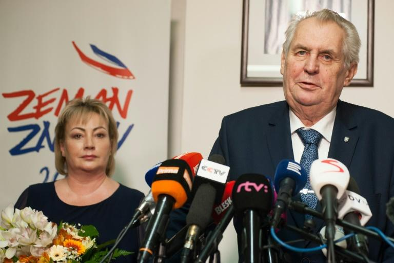 Incumbent Milos Zeman secured 38.56 percent of ballots from the election held on Friday and Saturday