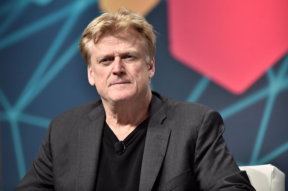 NEW YORK, NY - MAY 15:  Founder and CEO of Overstock.com Patrick Byrne attends Consensus 2019 at the Hilton Midtown on May 15, 2019 in New York City.  (Photo by Steven Ferdman/Getty Images)