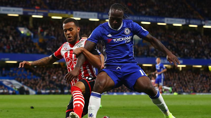 Chelsea's Moses shifts focus to Everton game