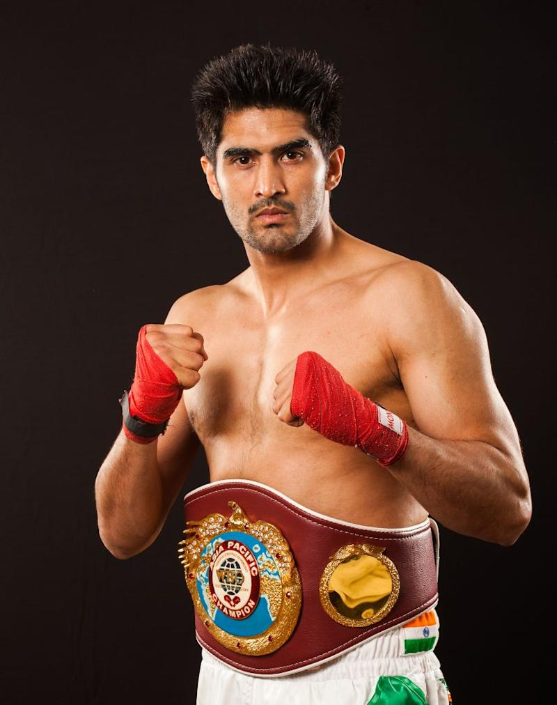 Vijender Singh sets sights on bigger things with bout against two-time Commonwealth Games champion Charles Adamu