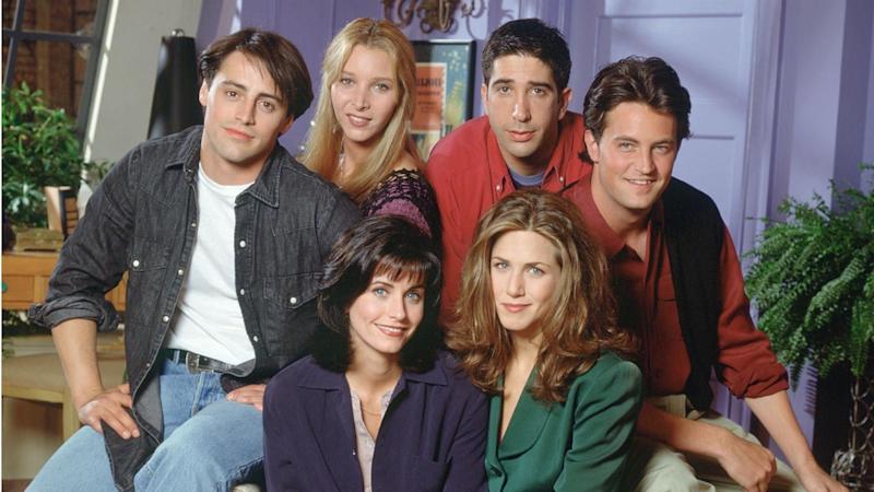 Jennifer Aniston Reveals the Entire Cast of 'Friends' Reunited: 'We Laughed A Lot'