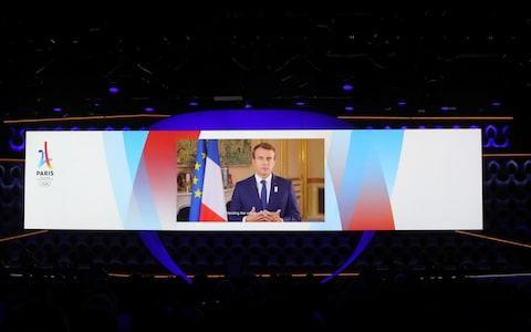 """The International Olympic Committee on Wednesday awarded the 2024 summer Olympic Games to Paris and the 2028 edition to Los Angeles following a vote in the Peruvian capital. Paris, which has hosted two previous Olympics, will stage the event 100 years after its last Games in 1924 while Los Angeles will also organise its third Games after 1932 and 1984. There were no other candidates for either the 2024 or 2028 Games and the votes were a formality. IOC President Thomas Bach said the votes for both cities were """"unanimous"""". The Champs Elysees will host the road cycling Credit: AP Les Invalides as the archery Olympic venue Credit: AP Yves du Manoir in Paris as an Olympic venue, hosting hockey Credit: AP Beach volleyball with the backdrop of the Eiffel Tower Credit: Paris 2024 via AP The River Seine and its surrounding area will be a hub for socialising Credit: Paris 2024 via AP The IOC decided in July to award both Games at the same time, following the withdrawal of four of the six cities bidding for the 2024 Olympics, amid concerns about the size, cost and complexity of organising the world's biggest multi-sports event. Los Angeles then dropped its bid for the 2024 Olympics, for which it had been campaigning for over two years, in return for receiving the 2028 edition. Paris, with a total Games budget of 6.8 billion euros ($8.09 billion), had failed with previous attempts to land the 1992, 2008 and 2012 Olympics. France's president Emmanuel Macron delivers a video message following news of Paris's success Credit: REUTERS The presence of French President Emmanuel Macron, who also spoke on Wednesday in a video message, at the IOC's extraordinary session in July in Lausanne was seen as crucial in sealing the deal for the French capital for 2024. The Los Angeles 2028 Games, with a budget of $5.3 billion, will essentially follow the plan they had in place for 2024, including housing athletes at the UCLA campus. It is the first time the IOC has awarded a Games 11 years in ad"""
