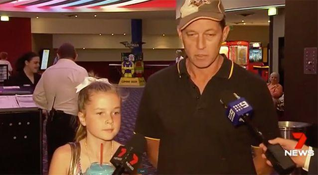 """""""I am shattered mate, I'm not holding up, I'm just being strong for my daughter,"""" said Chloe's father Matt."""