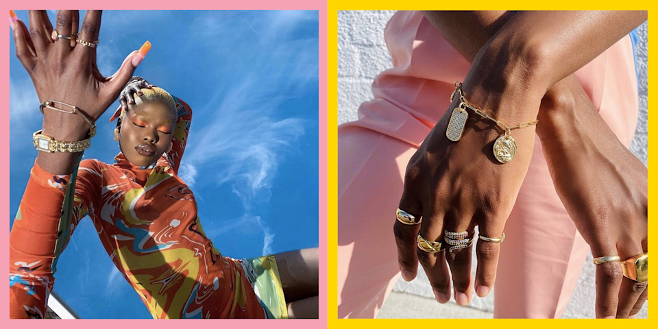 """<p>Supporting Black-owned fashion brands is one of many ways you can <a href=""""https://www.cosmopolitan.com/uk/reports/a32801026/allyship-black-community/"""" rel=""""nofollow noopener"""" target=""""_blank"""" data-ylk=""""slk:be a better ally"""" class=""""link rapid-noclick-resp"""">be a better ally</a> for the Black community. In fact, there's a dedicated initiative to exactly this.</p><p>Last year, on the 27th of July, <a href=""""https://www.cosmopolitan.com/uk/worklife/a33432428/black-pound-day/"""" rel=""""nofollow noopener"""" target=""""_blank"""" data-ylk=""""slk:Black Pound Day"""" class=""""link rapid-noclick-resp"""">Black Pound Day</a> was born. The national campaign, designed to help support Black-owned businesses and the growth of the Black economy, encourages shoppers to treat themselves by purchasing from a range of incredible Black-owned brands on the first Saturday of every month. And now, almost a year later, the campaign is still going strong. So, we've pulled together a range of stylish labels to have on your radar.</p><p>Scroll down to see the fashion labels to know, love and support going forward (make sure you check out our <a href=""""https://www.cosmopolitan.com/uk/beauty-hair/g32740342/black-owned-beauty-brands-uk/"""" rel=""""nofollow noopener"""" target=""""_blank"""" data-ylk=""""slk:beauty"""" class=""""link rapid-noclick-resp"""">beauty</a> and <a href=""""https://www.cosmopolitan.com/uk/worklife/g33456100/black-owned-interior-brands-uk/"""" rel=""""nofollow noopener"""" target=""""_blank"""" data-ylk=""""slk:interior"""" class=""""link rapid-noclick-resp"""">interior</a> edits too).</p>"""