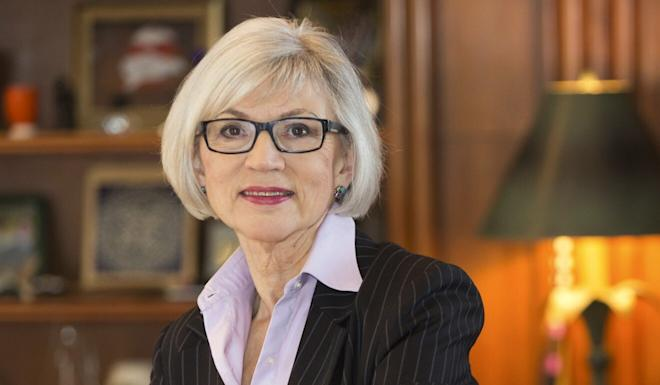 Canada's former chief justice, Beverley McLachlin, is currently facing calls from Canadian politicians to step down from her Hong Kong role. Photo: Handout