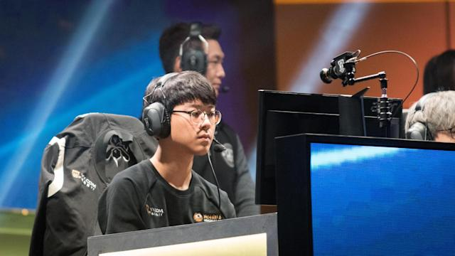 Smeb will be joining a new super roster to try and take down SKT (Jeremy Wacker)