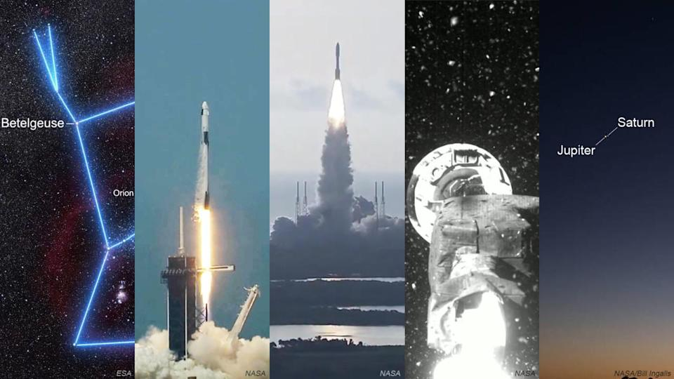 Mysteries and milestones: Our top five space stories of 2020