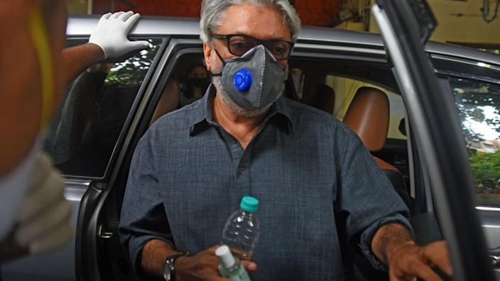 Director Sanjay Leela Bhansali was among those questioned by the police