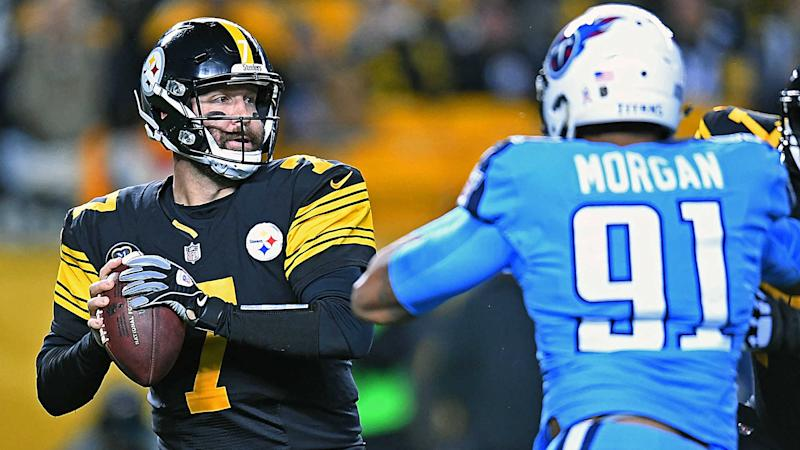 Ben Roethlisberger proves big-game Big Ben can still carry Steelers
