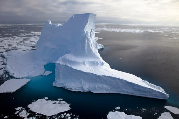 New evidence links rapid sea level rise 14,500 years ago to icebergs breaking off Antarctica.