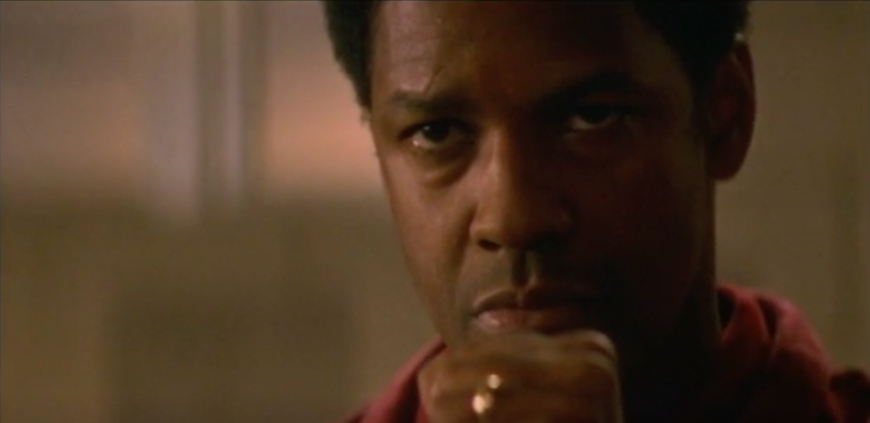 Denzel Washington received overwhelming praise for his role as coach Herman Boone in