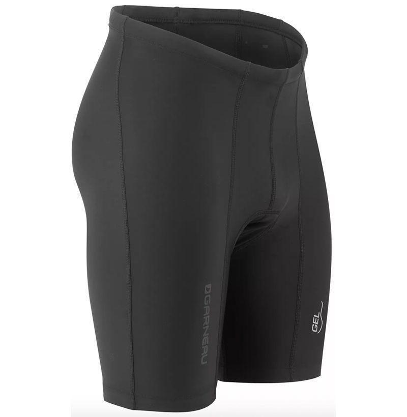 """<p><strong>Louis Garneau</strong></p><p>dickssportinggoods.com</p><p><strong>$39.99</strong></p><p><a href=""""https://go.redirectingat.com?id=74968X1596630&url=https%3A%2F%2Fwww.dickssportinggoods.com%2Fp%2Flouis-garneau-mens-gel-cycling-shorts-19zqommnscyclngglbtt%2F19zqommnscyclngglbtt&sref=https%3A%2F%2Fwww.esquire.com%2Fstyle%2Fmens-fashion%2Fg33323591%2Fbest-cycling-shorts%2F"""" rel=""""nofollow noopener"""" target=""""_blank"""" data-ylk=""""slk:Buy"""" class=""""link rapid-noclick-resp"""">Buy</a></p><p>Louis Garneau's cycling shorts come complete with silicone leg grippers to keep 'em in place as you ride, along with active gel cushioning to keep you comfortable throughout the day.<br></p>"""