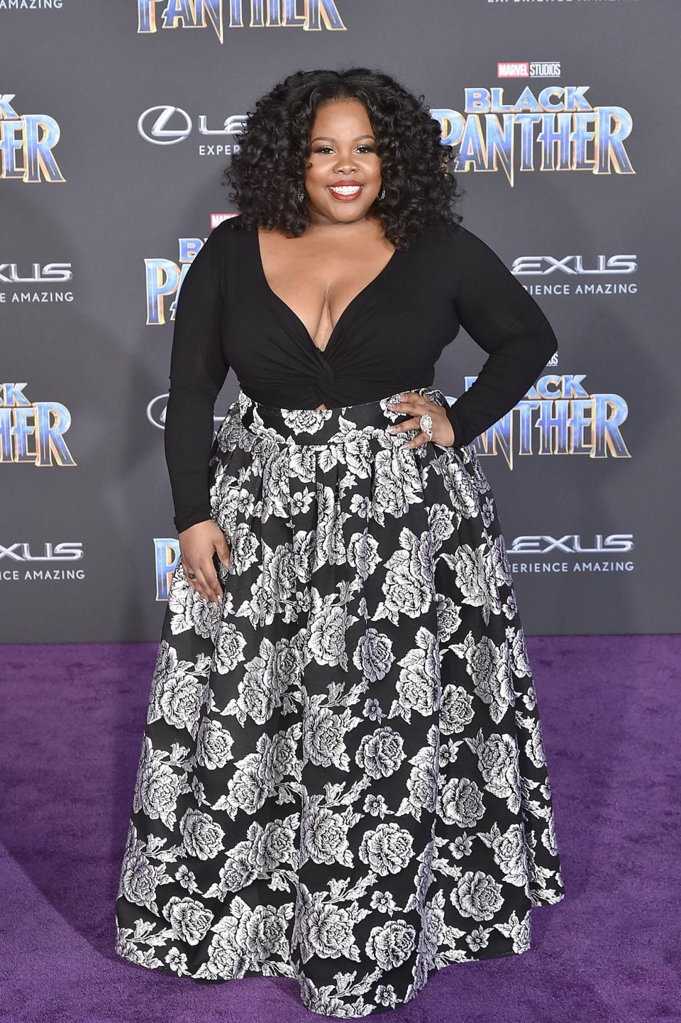 <strong>Amber Riley</strong>