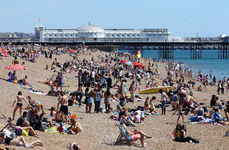 Early May Bank Holiday forecast to be the hottest on record
