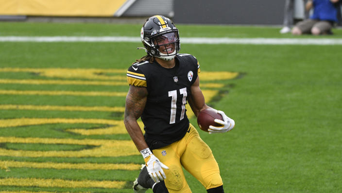 Pittsburgh Steelers wide receiver Chase Claypool (11)