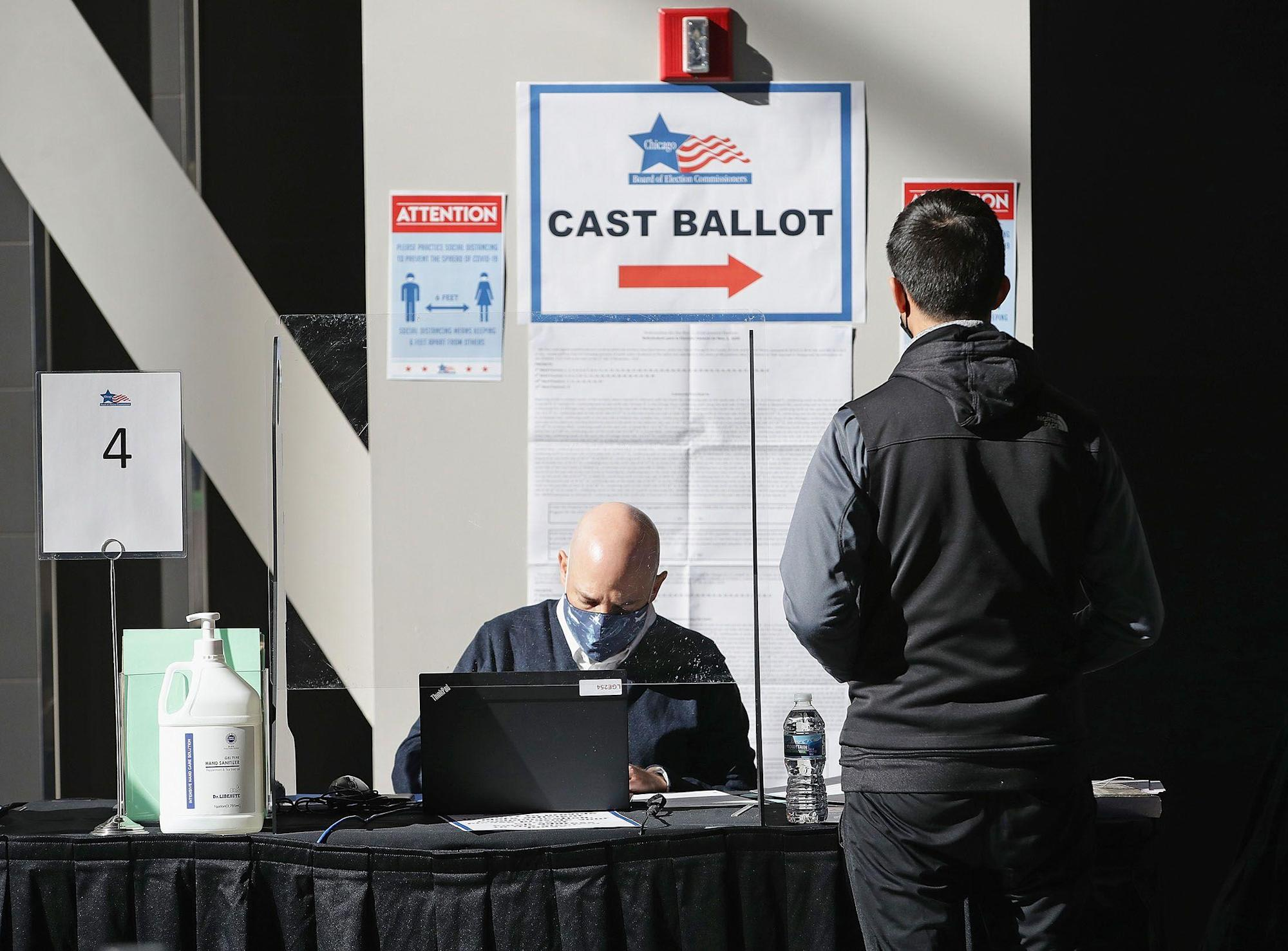 Illinois Faces Risk of Junk After Voters Reject Tax on Rich