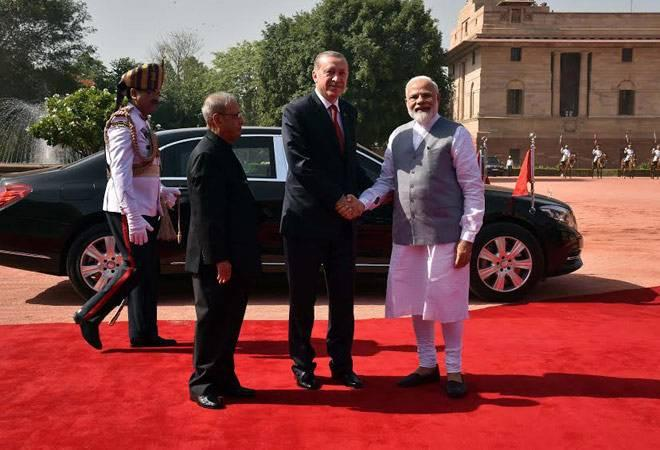'Aggressive effort' needed to deepen economic ties: PM Modi on ties with Turkey