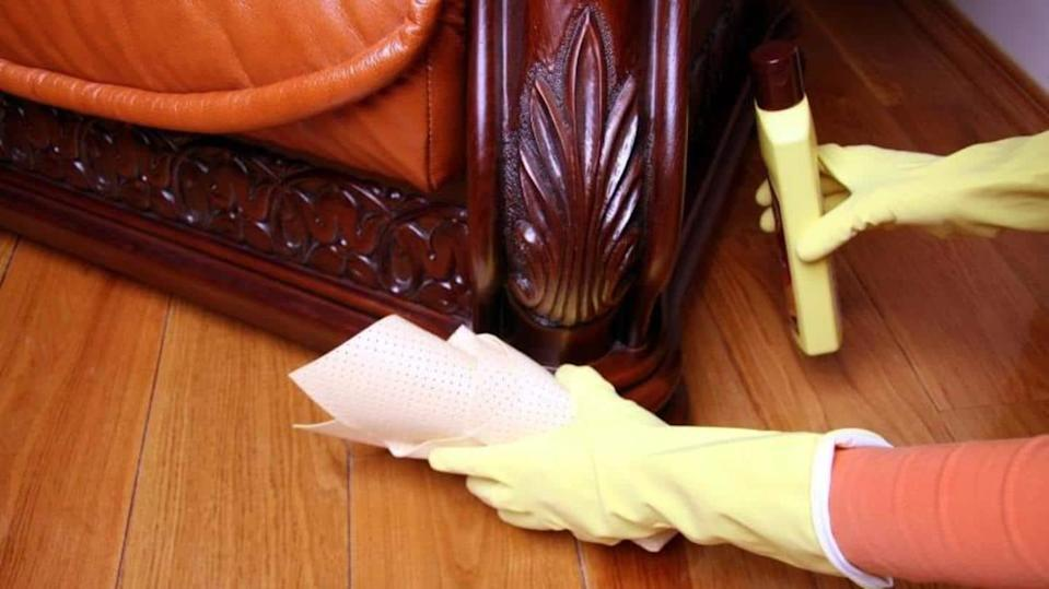 Tips to make your wooden furniture look new again