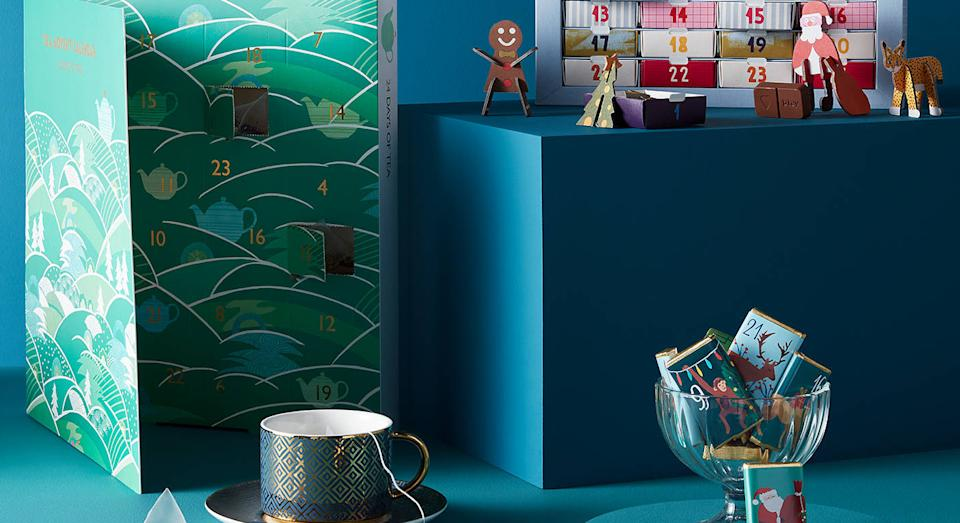 John Lewis & Partners has launched an advent calendar perfect for tea lovers. (Getty Images)