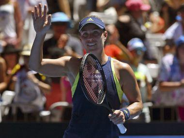 Australian Open 2018: Angelique Kerber extends streak to 10 wins, Karoline Pliskova sails into 2nd round