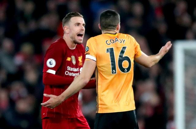 Tempers flared as VAR affected the outcome of Liverpool's last Premier League match