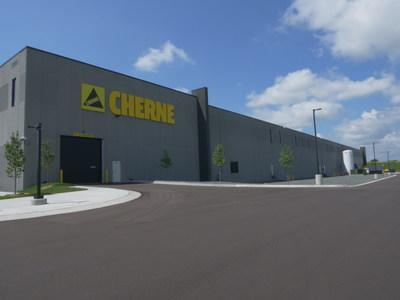 Cherne Industries recently completed a historic move of its headquarters and manufacturing operations to a newly constructed, 130,000-square-foot facility located in Shakopee, MN.