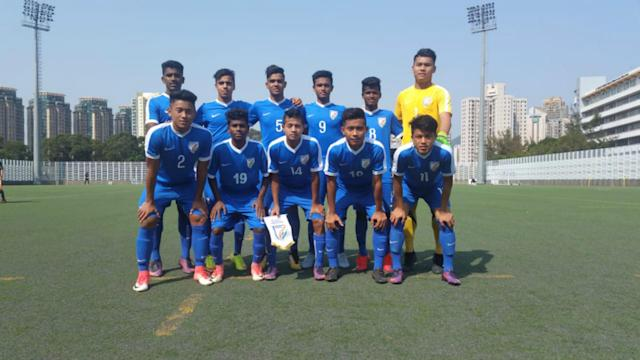 Victory in the four-nation tournament bodes well for the colts who are preparing for the AFC U16 Championship...