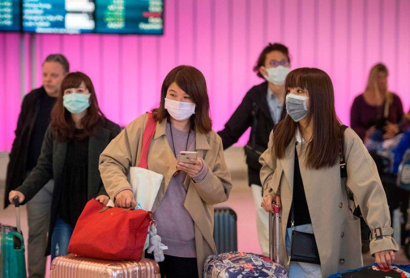 As coronavirus spreads, the face mask industry booms. Source: Getty