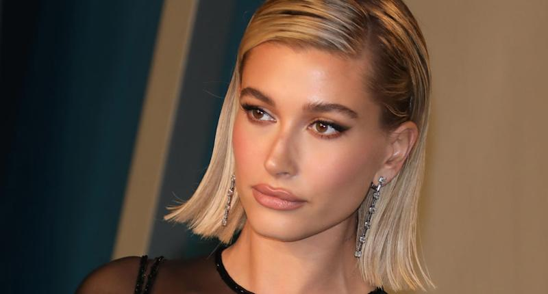 Hailey Bieber has slammed rumours that she's ever had plastic surgery. (Photo by Toni Anne Barson/WireImage)