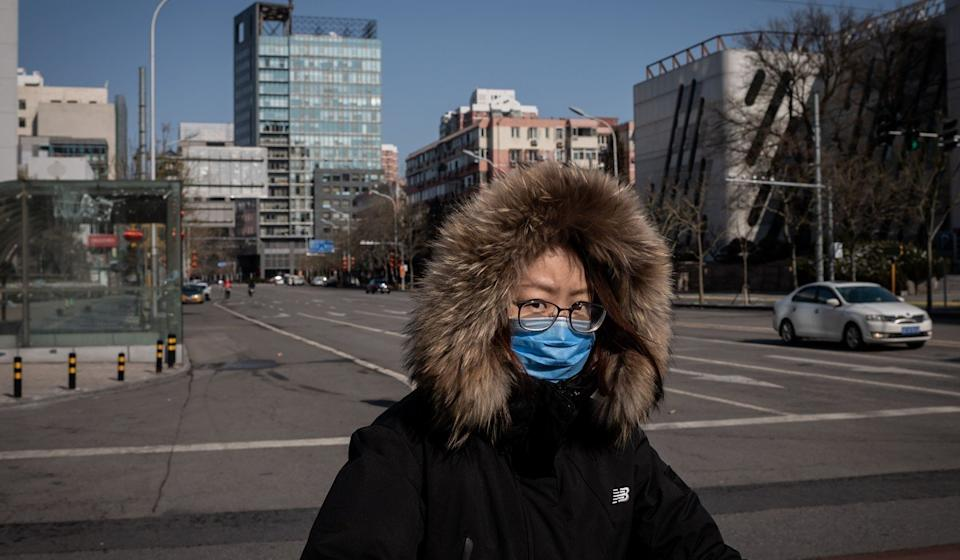 There is growing public anger over the handling of the coronavirus outbreak in China. Photo: AFP