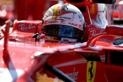Vettel smashes lap record in final practice for Hungarian GP