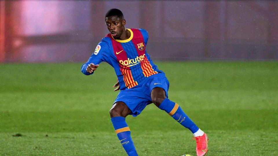 Ousmane Dembele in azione | Quality Sport Images/Getty Images