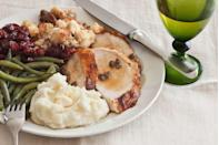 "<p>Buttery, creamy mashed potatoes are a must on Joe Randall's <a href=""https://www.countryliving.com/food-drinks/g637/thanksgiving-menus/#slide-4"" rel=""nofollow noopener"" target=""_blank"" data-ylk=""slk:Thanksgiving menu"" class=""link rapid-noclick-resp"">Thanksgiving menu</a>.</p><p><strong><a href=""https://www.countryliving.com/food-drinks/recipes/a3500/mom-pans-creamy-mashed-potatoes-recipe-clv1110/"" rel=""nofollow noopener"" target=""_blank"" data-ylk=""slk:Get the recipe"" class=""link rapid-noclick-resp"">Get the recipe</a>.</strong></p>"