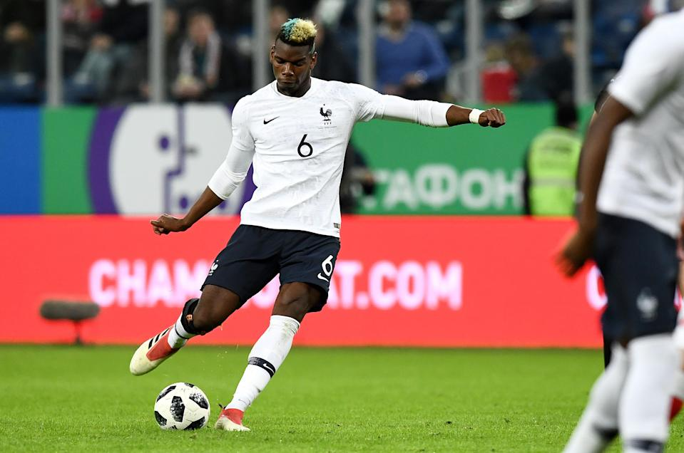 Will Didier Deschamps structure his France team around Paul Pogba at the 2018 World Cup? Or around one of his many other superstars? (Getty)