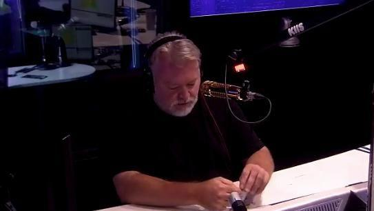 Kyle Sandilands has revealed he's 'unable to conceive'. Source: KIIS FM / Kyle and Jackie O Show