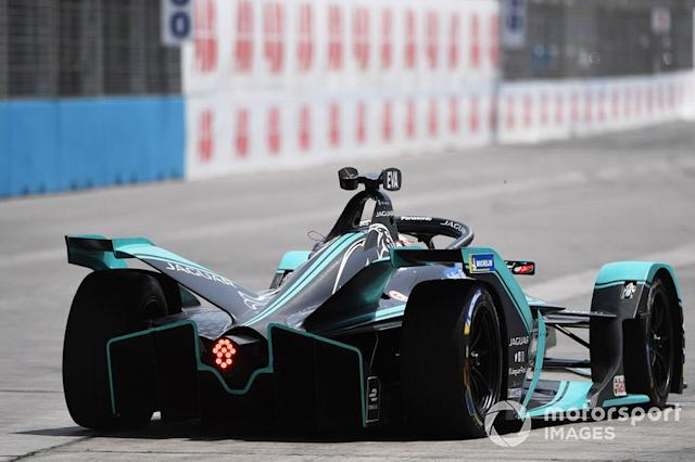 "Mitch Evans, Panasonic Jaguar Racing, Jaguar I-Type 4 <span class=""copyright"">Sam Bagnall / Motorsport Images</span>"
