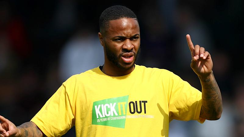We have a chance to make change – Sterling calls for more to be done to combat racism