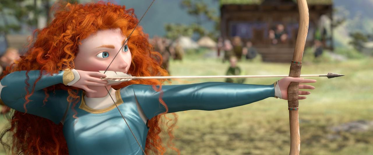 """<p>""""Our fates live within us; you only have to be brave enough to see it."""" - Merida </p> <p><b>Lesson</b>: It's up to you to figure out what you want and to go after it.</p>"""