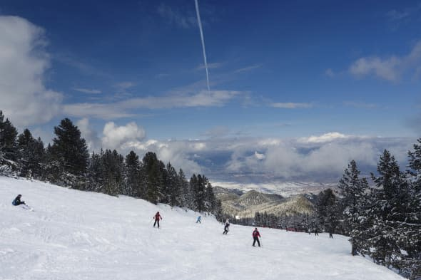 cheapest place to ski in Europe