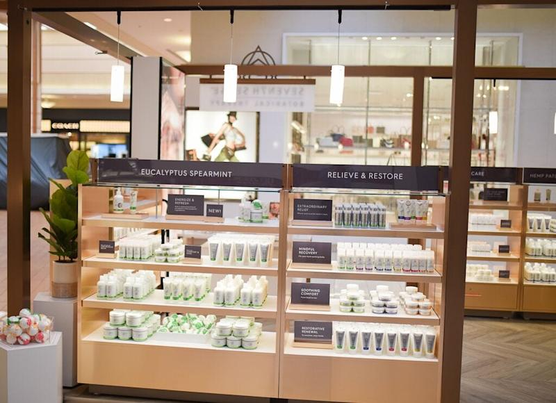 Cannabis may be coming to a mall near you: Rolling papers and CBD products go upscale